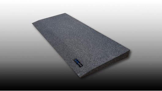 75mm High - Standard Threshold Ramp - WEDG1018
