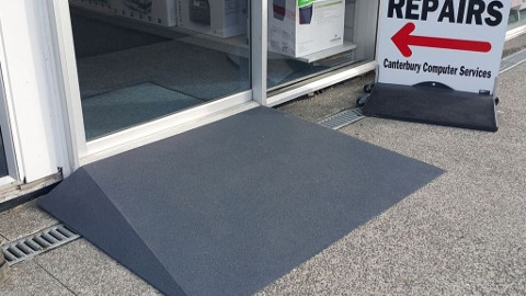 Frequently Asked Questions & Able Axcess: Aluminium ramps Rubber ramps wheelchair ramps NZ