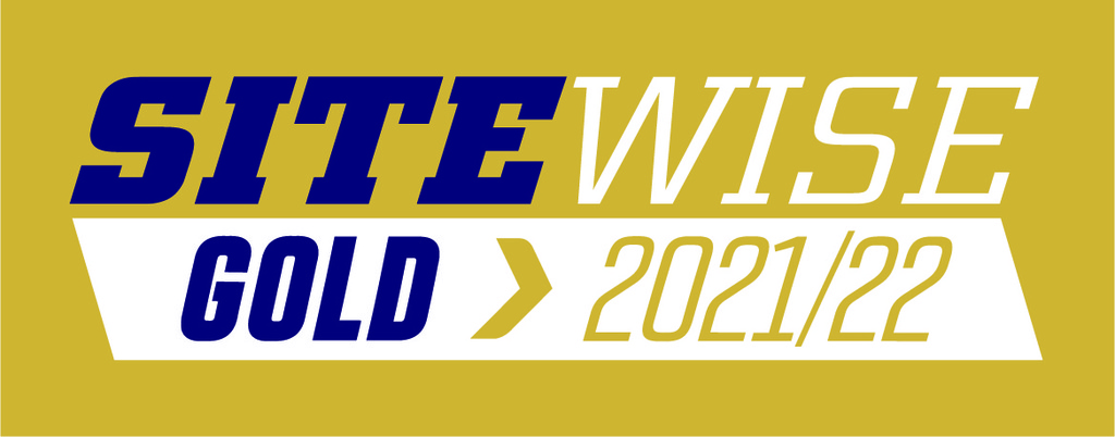 SiteWise Gold status